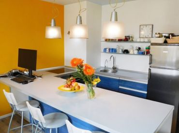 Predaj slnečného 2-izbovéhé bytu v centre mesta Žilina na ulici Moyzesova, 60 m2, Cena: 116.000 Eur