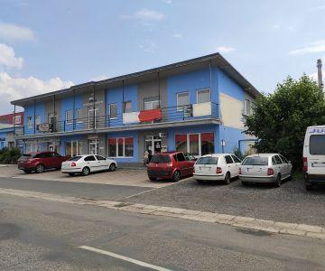 Obchodný a skladový priestor až 310 m2 - na prenájom