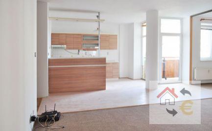 PRENAJATÉ do 1.9.2020 - veľkorysý 3 izbový byt, 85m2, Sibírska