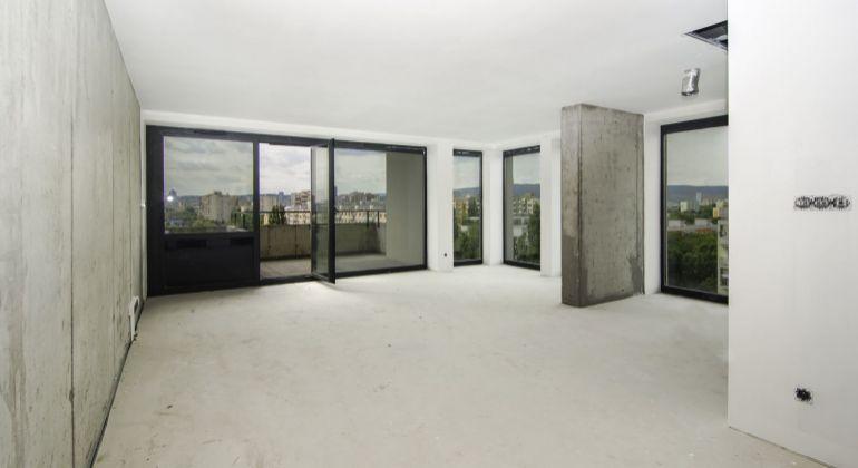 4 - izbové byty v unikátnom projekte bytového komplexu TREENIUM, ktorý vyniká architektúrou so živými stromami.