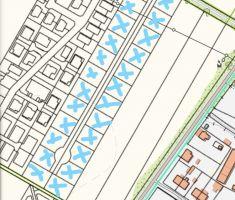 Posledný voľný stavebný pozemok vo Hviezdoslavove vo výbornej lokalite