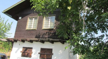 Na predaj viničný dom v obci Kozárovce