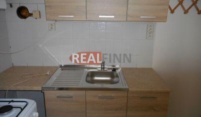 Realfinn- prenájom dvojizbový byt Nové Zámky