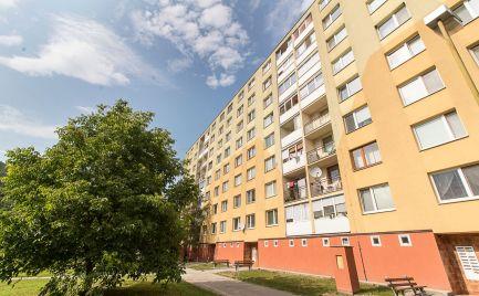 REZERVOVANÝ Dom-realít ponúka na predaj 2-izbový slnečný byt na ul. Kukučínová