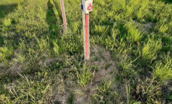 6 árový pozemok v obci Nitrianske Hrnčiarovce