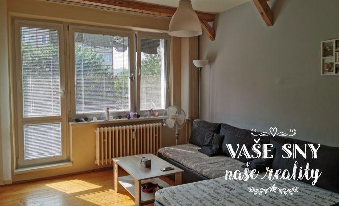2-izbový byt s balkónom v Novej Dubnici, SNP, 61 m2