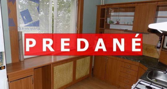 PREDANÉ - Na predaj 2 izbový byt 51 m2 Prievidza Lúčna 19022