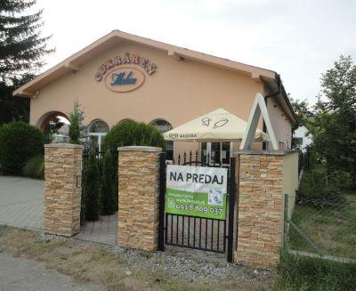 Na predaj rodinný dom 681 m2 Chrenovec-Brusno 79072