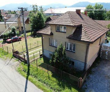 Rodinný dom na predaj v obci Ľubeľa