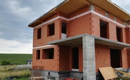 Rodinný dvojpodlažný 4 izbový dom vo Višňovom pri Žiline, novostavba