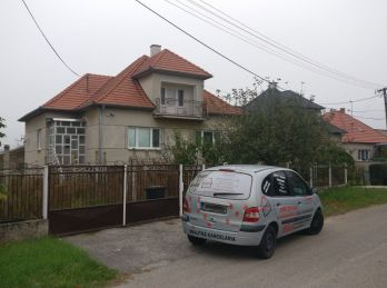 Rodinný dom Pusté Sady
