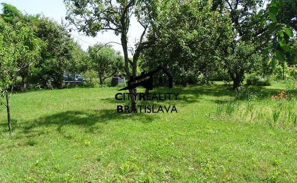 Predaj, pozemok, lukratívna záhrada