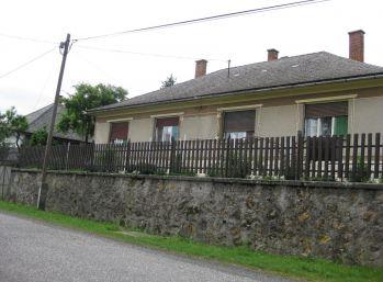 Predáme rodinný dom - Maďarsko - Fuzérradvány