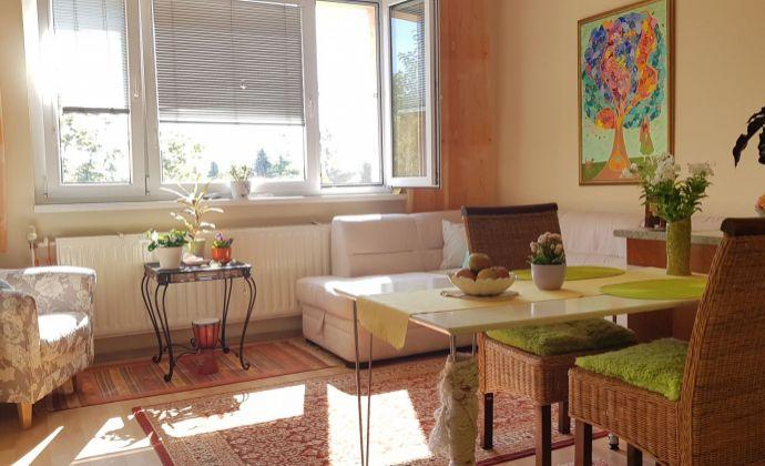 Pekne zrekonštruovaný 2-izbový byt v tichom prostredí, BA II Ružinov, Hraničná ul.