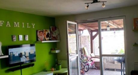 Kuchárek-real: Ponuka 3 izbového bytu so záhradkou v Malackách.