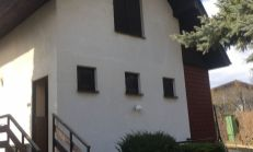 Chata s možnosťou celoročného bývania