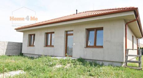 Home4me- PREDAJ 4 izbovej  novostavby rodinného domu v Dunajskej Lužnej, skolaudovaný