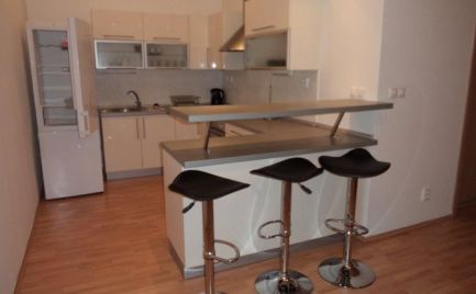 Ponúkame do prenájmu 2 izbový moderný byt sparkovacím státím na ulici Nám. Slobody v novostavbe Five star rezidence.