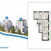 4 izbový byt, Kysucké Nové Mesto, 106.68 m², Novostavba