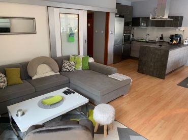 Rezervacia Predaj 3-izbového bytu na Hlinách, 78 m2 , kompletná rekonštrukcia za 144 900 Eur.