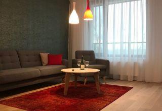 ZUCKERMANDEL -  Štýlový, slnečný 2 izbový byt s parkovaním na prenájom.