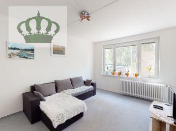 Košice II, Košice-Západ, Terasa, Luník VIII – 1 izbový byt na predaj, pôvodný stav