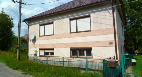 Na predaj rodinný dom, Uhorské - Poltár