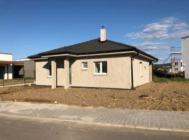 Novostavba rodinného domu, Trenčín - Záblatie