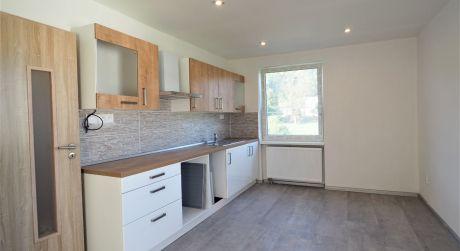 Na predaj byt 2+1, kompletná rekonštrukcia, 57 m2, Trenčianska Teplá
