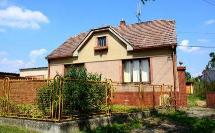 DMPD real Vám ponúka na predaj  rodinný dom v tichej časti obce Bohdanovce nad Trnavou.