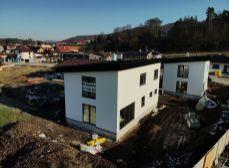 Projekt Solídne bývanie - novostavba rodinných domov Veľká Lúka pri Banskej Bystrici