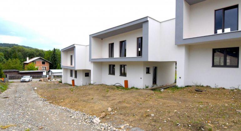 Radové domy za super cenu v Krasňanoch na kopci