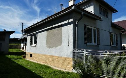 Prízemný domček, vhodný aj na chalupu alebo prenájom - Nízke Tatry