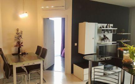 Ponúkame do prenájmu krásny slnečný 2 izbový byt v novostavbe na Záhradníckej ulici v lokalite Ružinov, BA II.
