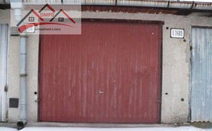 PREDAJ garáže