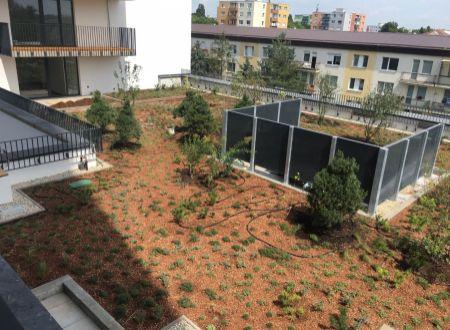 PREDAJ: nový 2i byt 82m2 s terasou, Seberíniho ul., Ružinov