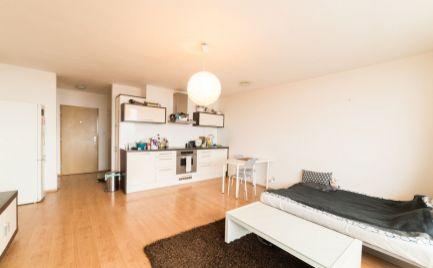 Predaj krásny a slnečný 1 izbový byt s veľkou loggiou Nová Rožňavská ul. Nové Mesto