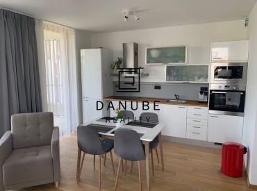 Prenájom 2-izbový byt v novostavbe NIDO, Tomášikova
