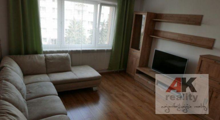 Prenájom 2 izbový byt Bratislava-Ružinov, Jašíkova