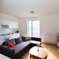 1 izbový byt, Galanta, 32 m², Novostavba