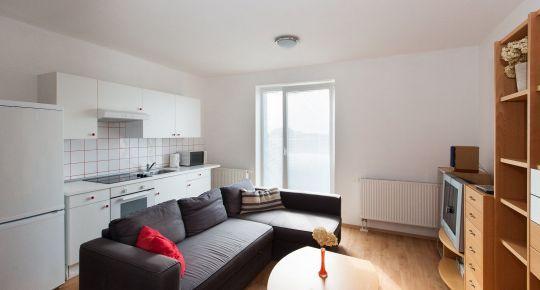Galanta-WEST: Prenajmeme exkluzívny, zariadený 1izb byt 32m2+balkón_Novostavba