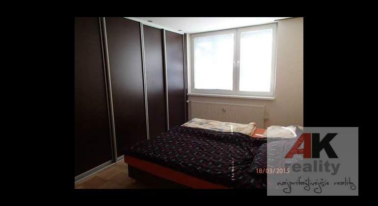 Prenájom 2 izbový byt Bratislava-Ružinov, Rezedová