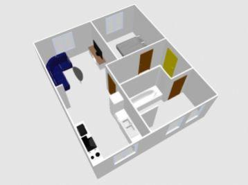Na predaj 2-izbový byt vo Svite