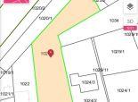 --PBS-- ++CENTRUM OBCE++ NA Predaj stavebný pozemok o výmere 1011 m2 (19 x 50metrov), obec CÍFER