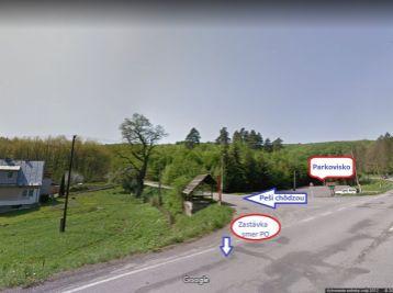 Rekreačný pozemok Prešov