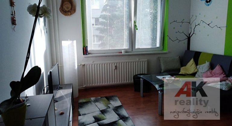 Prenájom 2 izbový byt Bratislava-Vrakuňa, Čiližská