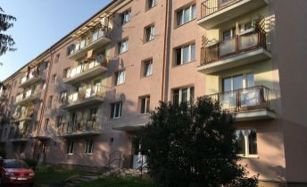 Predaj 2 i byt s balkónom po rekonštrukcii na Zlatom Potoku vo Zvolene