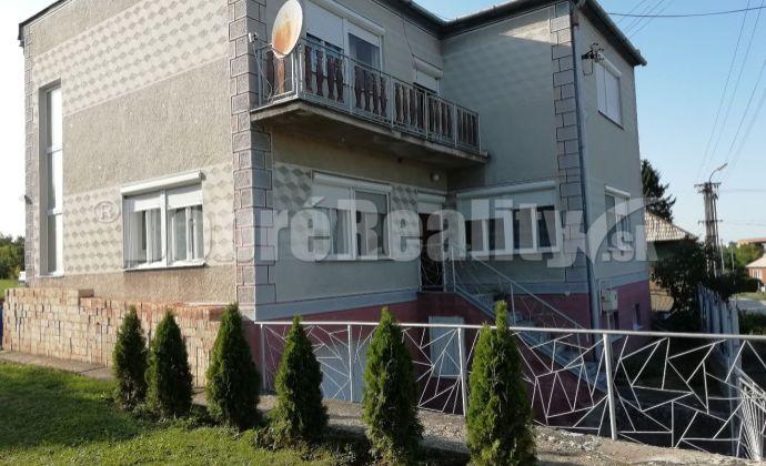 Na predaj rodinný dom v obci Ľubá.