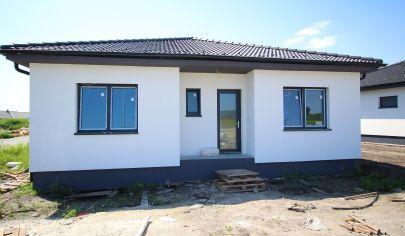 SORTier s.r.o. 4 izbová novostavba s veľkorysým pozemkom - KOSTOLIŠTE