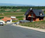 Pozemok- novovybudovaná zóna -Vlková 529m2, Cena 30 Eur/m2